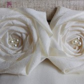 Ivory and Pearl Flowers