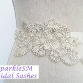 Valentina Bridal Dress Sash