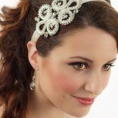 Art Deco Hairpiece