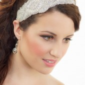 Crystal Hair piece