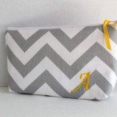 Monogram Make Up Bag