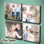 Love Canvas Square