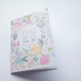 Will You Be My Flower Girl Notebook