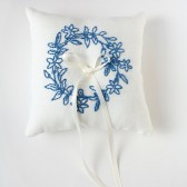 Ring of Flowers Pillow