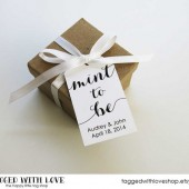 Mint to Be - Medium Size - Wedding Favor