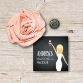 Bridal Shower Favor Tags
