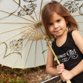 Personalized Flower Girl Dress