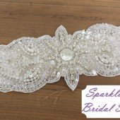 Cordelia Bridal Applique