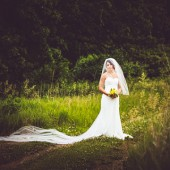 Wedding Veil Royal Cathedral Length Ivory Tulle