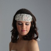 Bridal Crystal Headband
