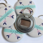 Arrow Bottle Opener Wedding Favors