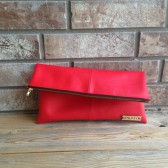 Burning Red Clutch