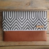 Large Fold Over Clutch