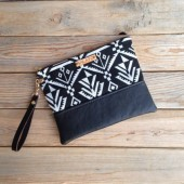 Double Sided Wristlet