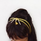 Gold Color Headband