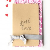 Love Journal Wedding Organizer