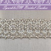 Avery Bridal Sash