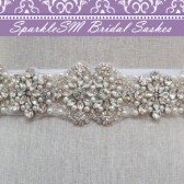 Bridget Rhinestone Applique