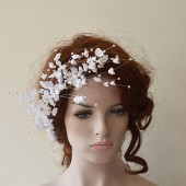 Wedding Flower Hair Combs