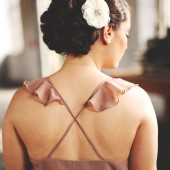 Lace Bridal Hair Flower