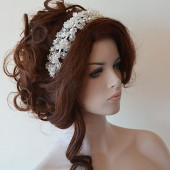 Marriage Bridal Hair Crown