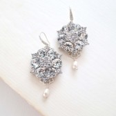 Statement Bridal Earrings