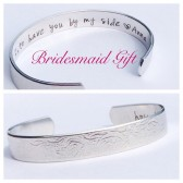 bridesmaid gift bracelet