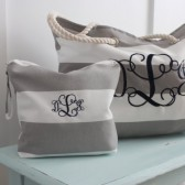 Personalized beach Bag Set