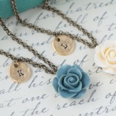 Romantic Bridesmaid Necklace