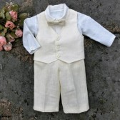 baby ring bearer outfit