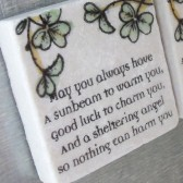 Irish Blessing Wedding Favor Magnet, Set of 25