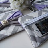 iPhone Touch Bow Wristlet