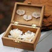 Hie & Her Sola Flower Ring Box