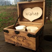 Rustic Guestbook Alternative