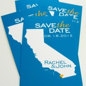 state map save the date cards, save the date postcards, state map wedding, wedding map