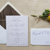 Whimsical Woodland Wedding Invitations