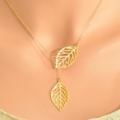 Double Leaf Lariat
