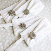 Set of Lace Clutches
