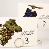 Vineyard Table Cards