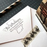 Custom State Return Address Stamp