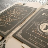 Great Gatsby Save the Dates