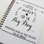Wedding planner, wedding notebook, wedding planning, wedding journal