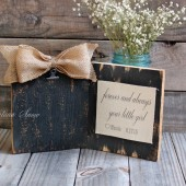 forever and always your little girl quote . thank you dad wedding gift . rustic father of the bride present customize parents picture frame