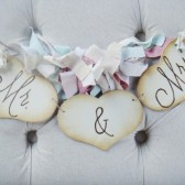Mr and mrs banner