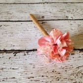 Rustic Wedding Guest Book Pen, Bridal Shower Pen, Shabby Chic Pen