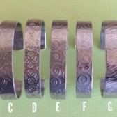 Design your custom cuff