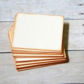 Distressed Manilla Blank Cards Tags Journaling Spots Place Cards Escort Cards Set of 50 appox 1.75 x 1.75
