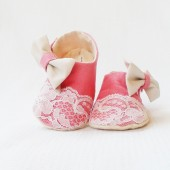Dhalia, Flower Girl Shoes