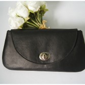 Leather Clutch, Bridesmaids clutch, wedding gift, bride clutch