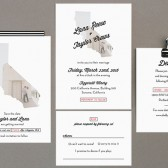 State of Mind Wedding Invitations